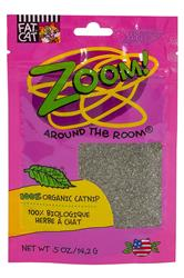 FAT CAT Zoom Around The Room Organic Catnip