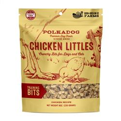 Chicken Littles - Training Bits - 8oz bag - 1 Unit for Drop shipping direct to Customers only