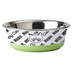 MEH Stainless Bowl, White  1.66 cups