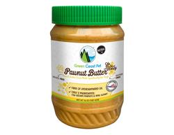 Pawnut Butter with Real Honey
