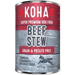 KOHA Beef Stew - 12.7oz Cans