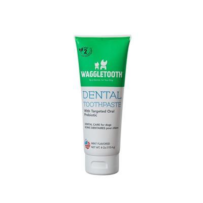 Waggletooth Dog Dental Toothpaste 4 oz