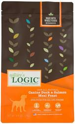Nature's Logic Canine Duck & Salmon Meal Feast