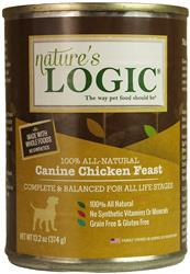 Nature's Logic Chicken Canine Feast - 13.2 oz Cans