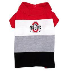 Ohio State Colorblock Polo