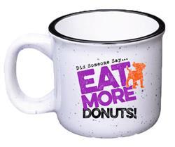 Donut Shop Campfire Mug