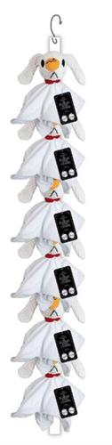 Disney NIGHTMARE BEFORE CHRISTMAS Zero Blankie Clip Strip, 12 PCS; 2 CLIPS OF 6 (ALSO AVAILABLE INDIVIDUALLY #50979EA)