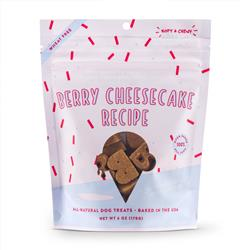 Scoop Shop Berry Cheesecake Soft & Chewy Treats