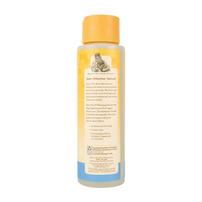 Burt's Bees Whitening Shampoo with Papaya and Yogurt, 16 Ounces