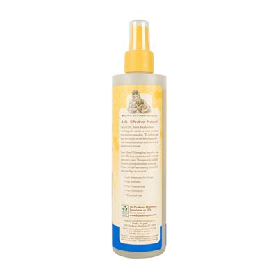 Burt's Bees Detangling Spray with Lemon and Linseed, 10 Ounces
