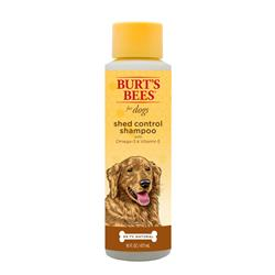 Burt's Bees Shed Control Shampoo with Omega 3's and Vitamin E, 16 Ounces