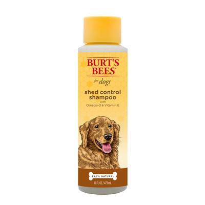 Burt's Bees Shed Control Shampoo with Omega 3's and Vitamin E, 16 Ounces