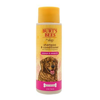 Burt's Bees Papaya & Awaphui Shampoo & Conditioner