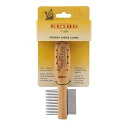Burt's Bees Cat Double Sided Comb