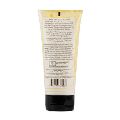 Burt's Bees Care Plus+ Paw & Nose Relieving Lotion + Chamomile & Rosemary For Dogs, 6oz