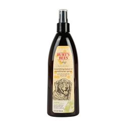 Burt's Bees Care Plus+ Nourishing Leave-In Conditioner Spray + Avocado & Olive Oil For Dogs, 12oz