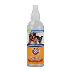 Arm & Hammer Complete Care Dog Dental Spray in Mint Flavor -  Value Size 6oz