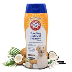 Arm & Hammer Soothing Oatmeal Shampoo for Pets - Vanilla Coconut