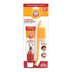 Arm & Hammer Clinical Gum Health Dental Kit for Dogs, Chicken