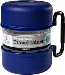 Vittles Vault Travel-Trainer Portable Food Storage Container