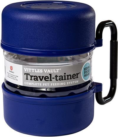 Vittles Vault® Travel-Trainer Portable Food Storage Container