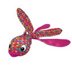 KONG® Wubba™ Finz Pink Dog Toy