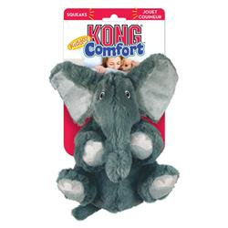 KONG® Comfort Kiddos Elephant Dog Toy