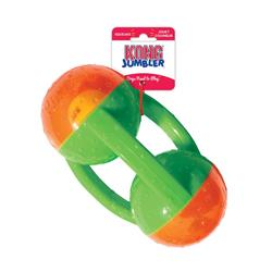 KONG® Jumbler™ Tri Dog Toy