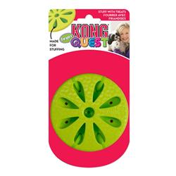 KONG® Quest Foragers Flower Dog Toy