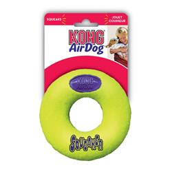 KONG® Airdog® Squeaker Donut Dog Toy