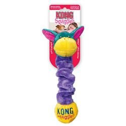 KONG® Squiggles™ Dog Toy - Small, Assorted Colors