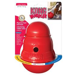 KONG® Wobbler™ Dog Toy