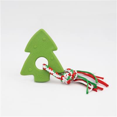 Holiday ZippyTuff Teether - Christmas Tree