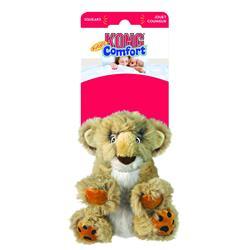 KONG® Comfort Kiddos Lion Dog Toy