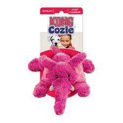 KONG® Cozie™ Elmer Elephant Dog Toy