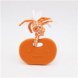 Halloween ZippyTuff Teether - Pumpkin