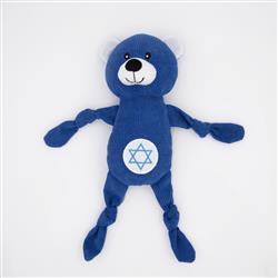 Hanukkah Corduroy Cuddler - Bear