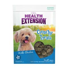 Health Extension Crunchy Dog Treats with Chicken
