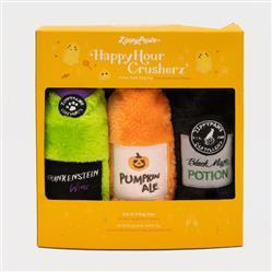 Happy Hour Crusherz - Halloween Three Pack