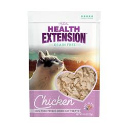 Health Extension Grain Free Chicken Cat Treats 0.6oz
