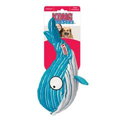 KONG® Cuteseas™ Whale Dog Toy