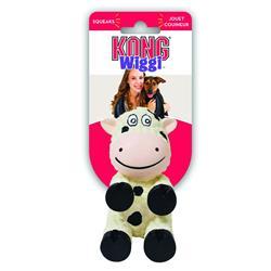 KONG® Wiggi™ Cow Dog Toy