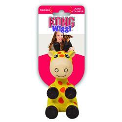 KONG® Wiggi™ Giraffe Dog Toy