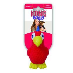 KONG® Wiggi™ Parrot Dog Toy