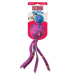 KONG® Wubba™ Cosmos Dog Toy - Assorted Colors