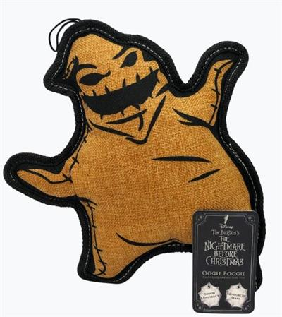 Disney NIGHTMARE BEFORE CHRISTMAS OOGIE BOOGIE Squeaker Dog Toy 30% OFF. NOW JUST $3.85 EACH!(ALSO AVAILABLE IN 12 PIECE CLIP STRIP #50835)