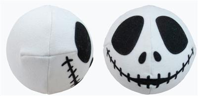 Disney NIGHTMARE BEFORE CHRISTMAS JACK BALL. 30% OFF! NOW JUST $3.50 EACH! (ALSO AVAILABLE IN 12 PIECE CLIP STRIP #50836)