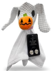 Disney NIGHTMARE BEFORE CHRISTMAS Zero Blankie (ALSO AVAILABLE IN 12 PIECE CLIP STRIP #50840)