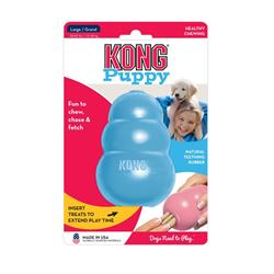 KONG® Puppy Dog Toy - Assorted Colors