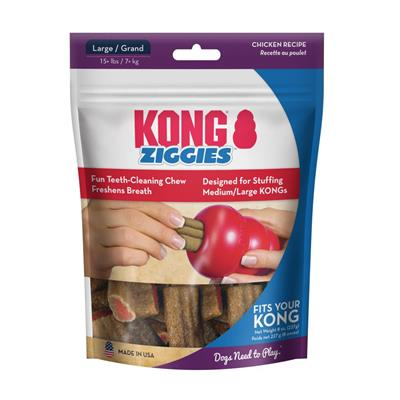 KONG® Ziggies™ Treats - 7oz. Bag